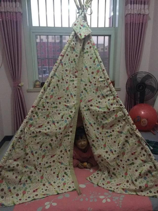 依依的小帐篷
